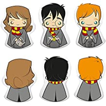 Conjunto de Almofada Harry Potter - 3 peças