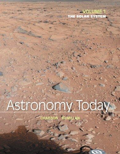 Astronomy Today V.1:Solar System