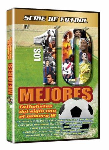LOS 10 MEJORES FUTBOLISTAS DEL SIGLO CON EL NUMERO 10 (Ronaldinho Soccer Dvd)