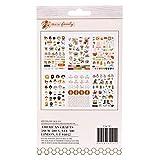 Jen Hadfield 734191 Stickers, Book