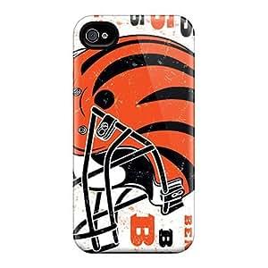 Rosesea Custom Personalized Premium Protective Hard Cases For Iphone 6plus- Nice Design - Cincinnati Bengals