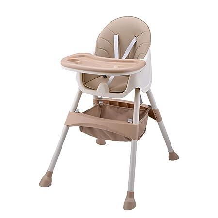 ZGQP Trona, Mesa y sillas de Comedor for niños, Archivo Ajustable ...