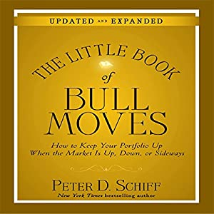 The Little Book of Bull Moves (Updated and Expanded) Audiobook