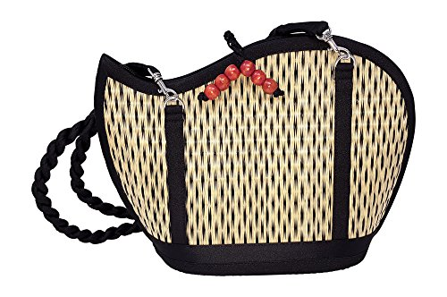 its-chic-unique-vegan-handmade-fair-trade-convertible-from-shoulder-to-crossbody-black-speckled