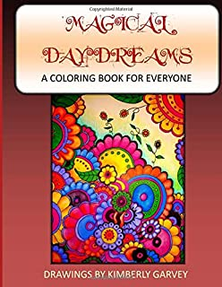Magical Daydreams Coloring Book For Everyone