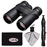 Nikon Monarch 7 8×42 ED ATB Waterproof/Fogproof Binoculars + Cleaning & Accessory Kit Review