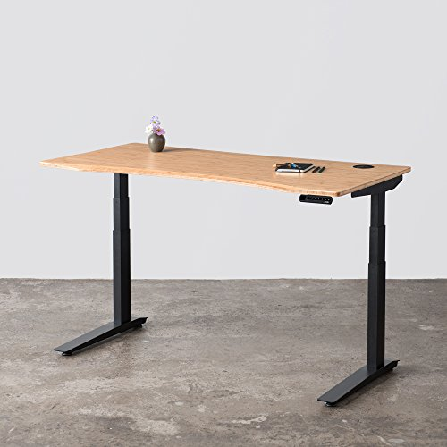 jarvis electric adjustable height standing desk frame review ergoffices ideas and tips for. Black Bedroom Furniture Sets. Home Design Ideas