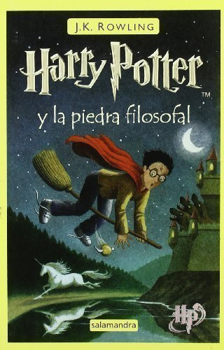 Harry Potter y la Piedra Filosofal = Harry Potter and the Sorcerer's Stone: 1 by Rowling, J. K. (1999)