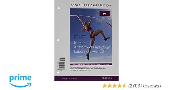 Amazon.com: Human Anatomy & Physiology Laboratory Manual, Fetal Pig ...