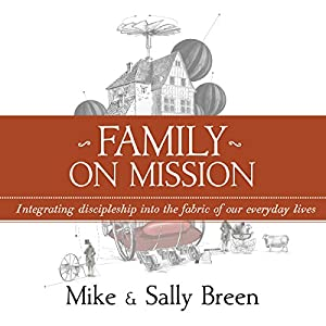 Family on Mission Audiobook