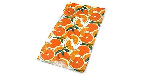 Pasamontañas mágico para el cuello, color naranja y blanco: Amazon ...