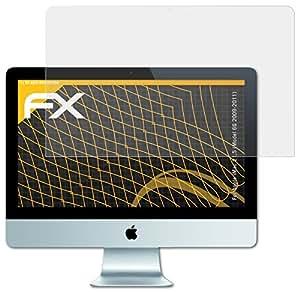 atFoliX Película Protectora Apple iMac 21,5 (Model 6G 2009-2011) Lámina Protectora de Pantalla - FX-Antireflex anti-reflectante