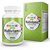 Childrens Multivitamin Gummies by Prosperity Health  |Tropical Fruit Flavor Gummy Vitamins for Kids| Sugar Free, Vegan, Kosher, Halal, Gluten & Gelatin Free Vitamin Gummy 100 Count (50 Days)