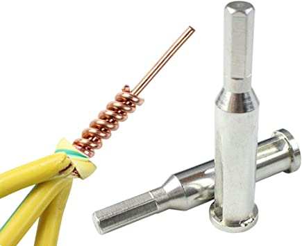 Universal Quick Twist Wire Tools Stripper Cable Connector Power Electrical Drill