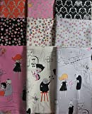 Zombie Love by Emily Taylor Design from Riley Blake 9 yards 100% Cotton Quilt Fabric