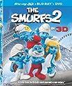 Smurfs 2 - Smurfs 2 (3 Discos) [Blu-Ray 3D]<br>$1259.00