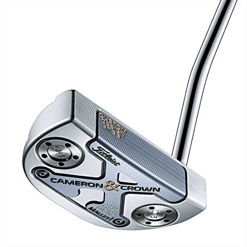 Heel Toe Weighted Putter - GOLF CLUBS SCOTTY CAMERON CAMERON & CROWN Newport Mallet 1 PUTTER Custom Designed at 33