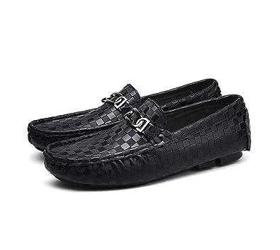 Männer Fahren Schuhe Loafers Bootsschuhe Premium Echtes