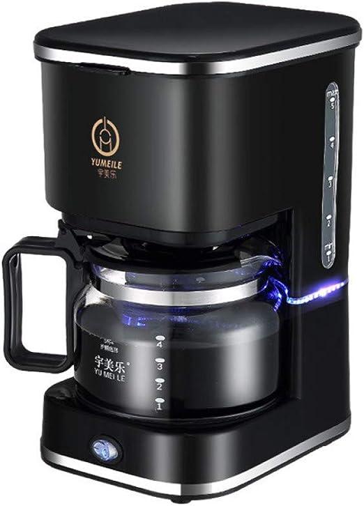 SYSWJ Cafetera Portable Coffee Maker Automatic Drip Coffee Machine ...