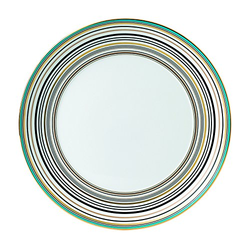 "Wedgwood Vibrance 11"" Dinner Plate, Multicolor"
