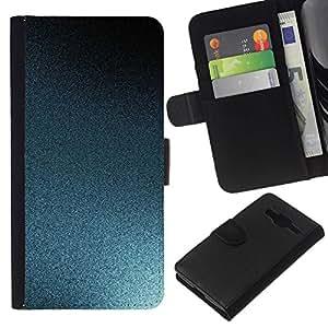 All Phone Most Case / Oferta Especial Cáscara Funda de cuero Monedero Cubierta de proteccion Caso / Wallet Case for Samsung Galaxy Core Prime // Tarmac Racing Road Grey Metallic