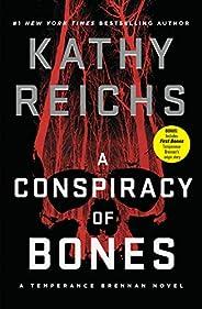 A Conspiracy of Bones (Temperance Brennan Book 19)