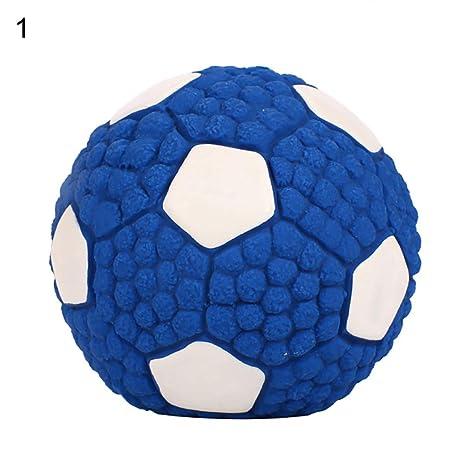 Astrryfarion Juguete para Masticar Perros, balón de fútbol ...