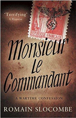 Monsieur Le Commandant pdf epub