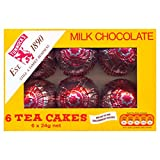 Tunnocks Chocolate Teacakes 6 Pack 144g