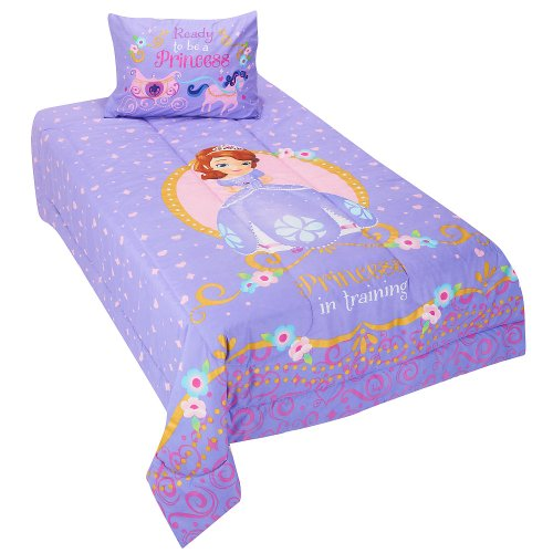Disney Sofia the First Twin Comforter Set
