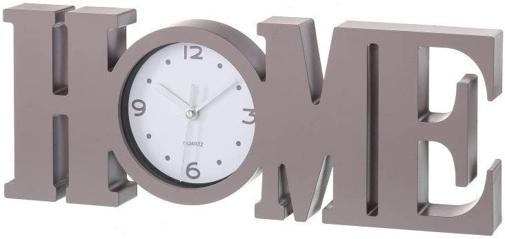 Reloj Modelo Home, Hogar y Mas - Marrón