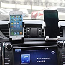 Car Mount Holder,Lollipop Universal Air Vent Car Mount Holder/Cell Phone Holder Stand Cradle for Smartphone iPhone 7 6S 6 Plus Samsung Galaxy S7 Edge Note 5 4 GPS
