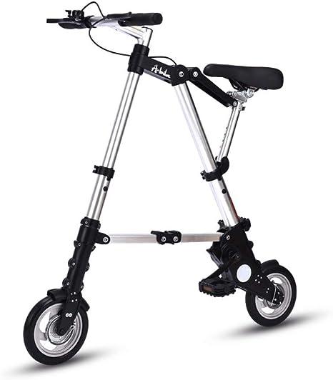 Mini Bicicleta Plegable, Bike Urbana Portátil de 10