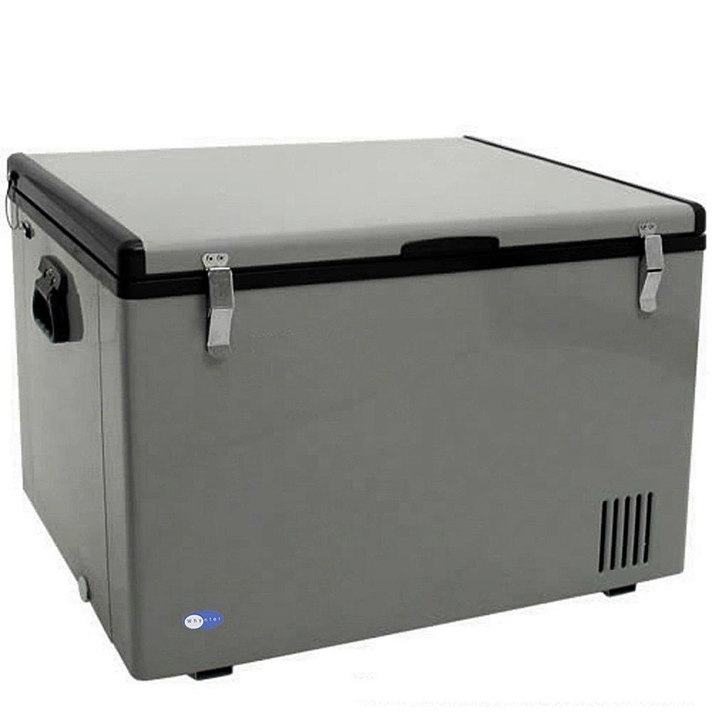 Whynter Fm-65G 65-Quart Portable Refrigerator/Freezer Platinum 65 Quart 2