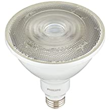 Philips 460082 12W (100W Equivalent) 5000K Daylight Indoor/Outdoor PAR38 Flood Light LED Bulb