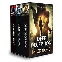 The Dan Roy Series: Books 4-6: The Dan Roy Series Boxed Set