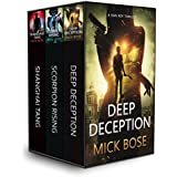 The Dan Roy Series: Books 4-6: The Dan Roy Series Boxed Set