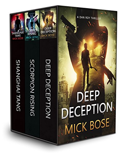 The Dan Roy Series: Books 4-6: The Dan Roy Series Boxed Set by [Bose, Mick]