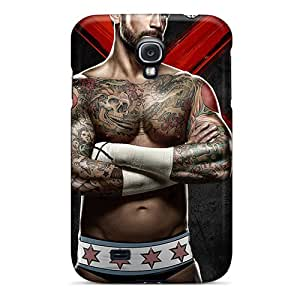 For KBX1144kVAk Wwe Cm Punk Protective Case Cover Skin/Galaxy S4 Case Cover