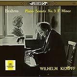 ブラームス:ピアノ・ソナタ第3番、4つのバラード