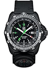 Mens A.8832.MI Recon Analog Display Quartz Black Watch
