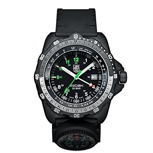 Luminox Men's A.8832.MI Recon Analog Display Quartz Black Watch