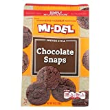 Midel Cookie Snap Choc