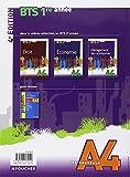 Image de Les Nouveaux A4 Management des entreprises BTS 1re année - 4e édition