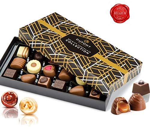 Pralinés y trufas de chocolate Bélgica - DuPont Chocolatier (marrón/bronce)
