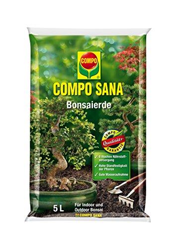 Compo 1160212004 Sana Bonsaierde, 5 L