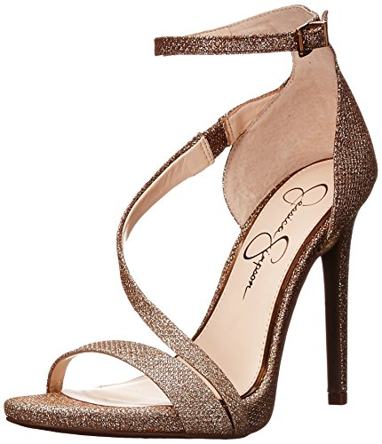 Jessica Simpson Women's Rayli Dress Pump Bronze/Silver cheap sale authentic quality free shipping for sale ZcieNQPM