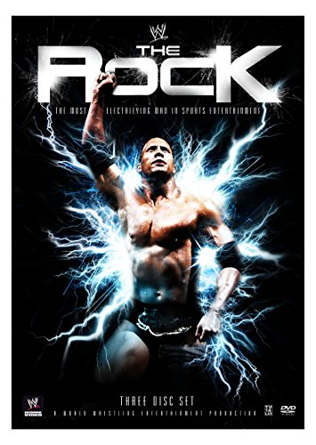 WWE Rock Electrifying Sports Entertainment product image