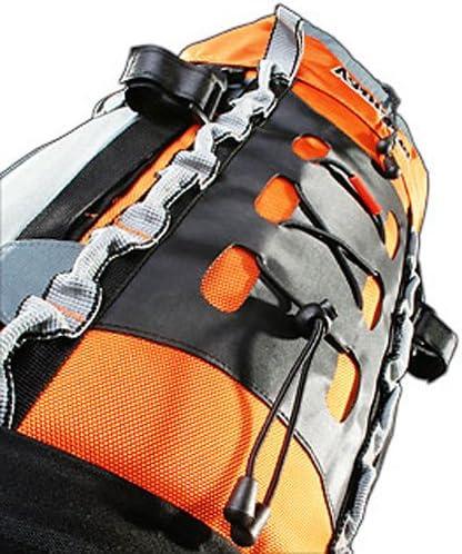 AB06Y04 grau//orange AspenSport Unisex Rucksack Mount Cook 65 liters 75 x 35 x 30 cm