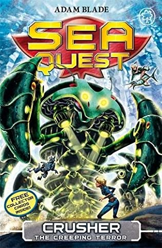 book cover of Crusher